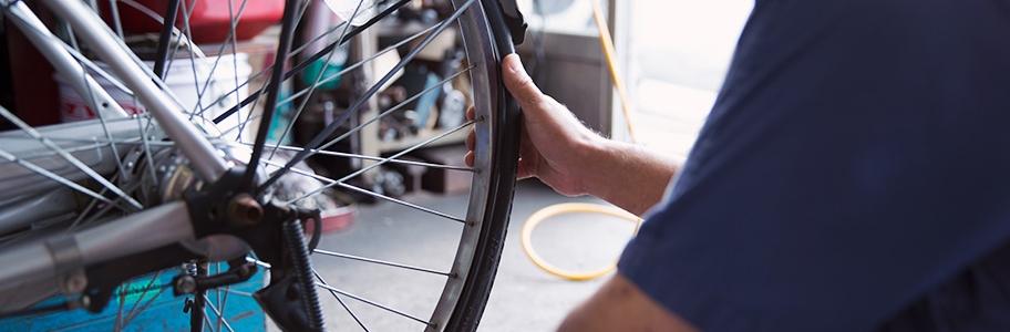 南自転車店