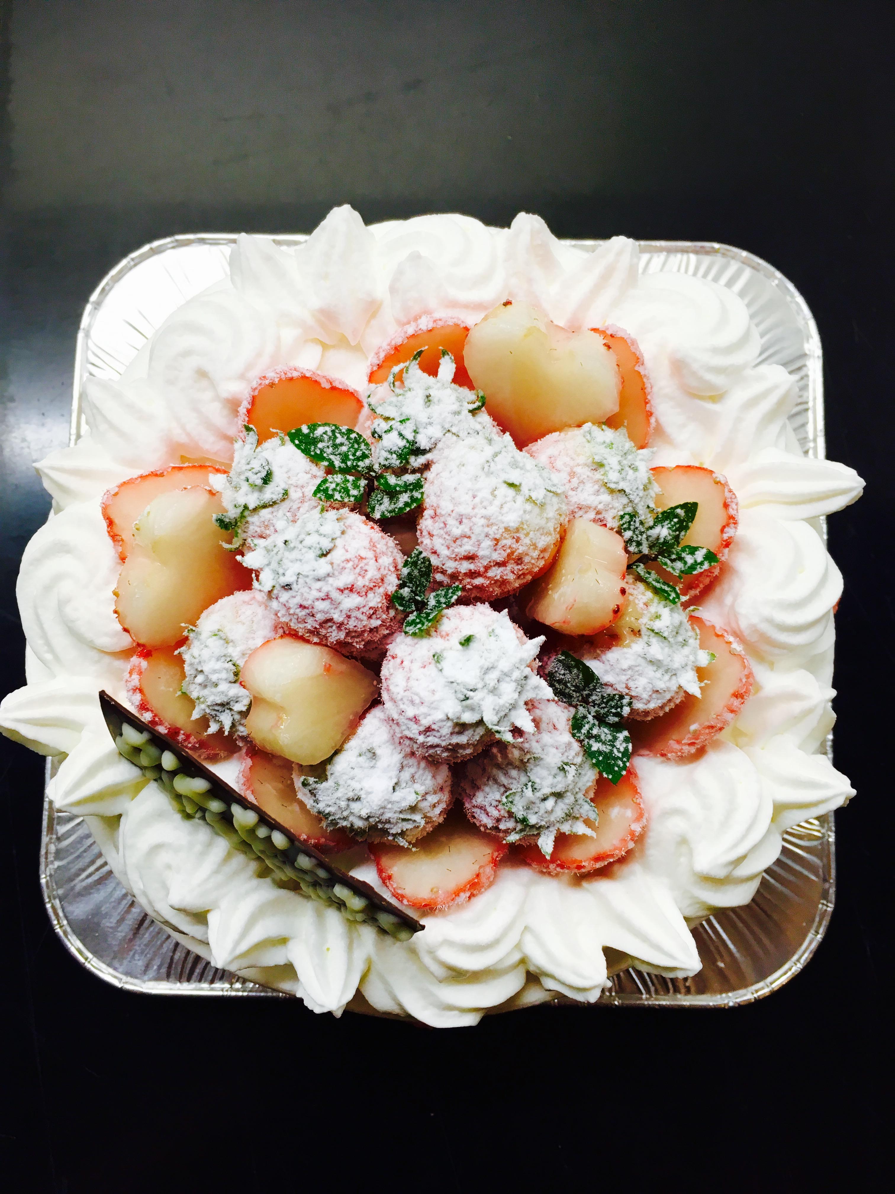 本日のお誕生日ケーキ!
