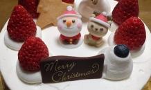 クリスマスケーキ@パティスリーかいと