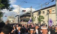 岸和田祭り試験曳き