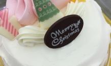 クリスマスケーキ、まだ間に合います!!